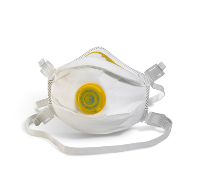 Disposable Valved P3 Particulate Respirator