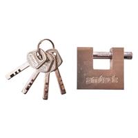 50mm All Steel Shutter Lock / 4 Keys