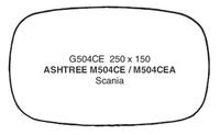 G504CE MIRROR GLASS