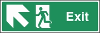 Emergency Escape Sign EMER0009-0357