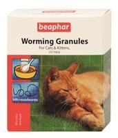 Beaphar Worming Granules Cat x 1