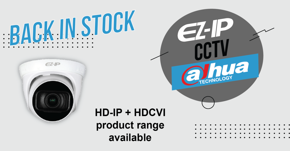 EZ-IP Back in stock