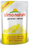 Almo Nature Classic Cat Pouch - Nature Chicken Fillet 55g x 24