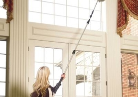 Window Cleaning Telescopic Poles