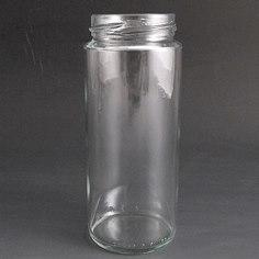 270ml Round glass jar