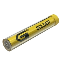 SOLDER WIRE TUBE | 60/40 ROSIN CORE 1mm - 17GR