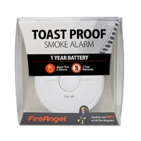 FireAngel Smoke Alarm 1 year Battery