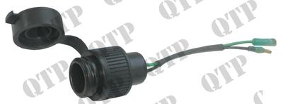 Socket Power Outlet Female 12V/15A