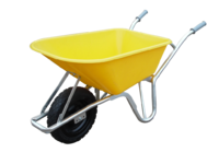Sitebuilder Wheelbarrow Spare Solid Wheel