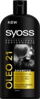Syoss Oleo 21 Shampoo 500ml