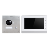 Dahua 2 Wire Intercom and Screen Kit (Surface Mount)