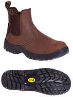 BIGMAN SAFETY DEALER BOOT