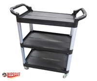 3 Shelf Service Trolley