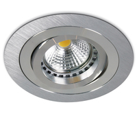 ONE Light Aluminium Round Adjustable Downlight