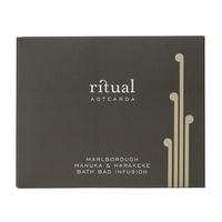 Ritual NZ Bath Salts In Carton 25gm x 60