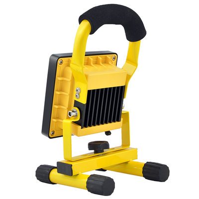 LED Flood Light on Stand Rechargeable