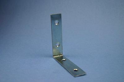 Corner Braces 2.5 inch ZP Pack of 4