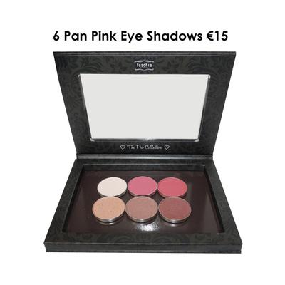 6 Pan Shadow Tease