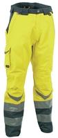 COFRA SAFE HI-VIS TRS YELLOW/GREY