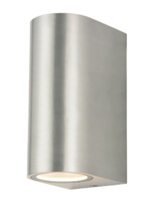 ANTAR ZN-20930-SST GU10 UP/DOWN EXTERIOR WALL LIGHT STAINLESS STEEL