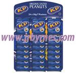 KP 50g Peanuts Salted Card x24