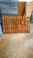 OLD PICKET FENCE 1.83M X 1.2M