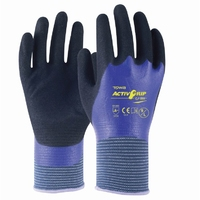ActivGrip 569 Double Layer Nitrile Full Dip Gloves
