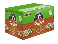 Chewdles Mini Marrowbone Rolls 12.5Kg