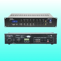 RM1202 2-Zone 120W Mixer Amp USB/FM/SD/Blueto