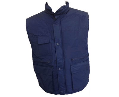 REDBACK Multi Pocket Bodywarmer Navy