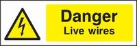 Warning and Electrical Hazard Sign WARN0013-1582