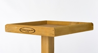 Johnston & Jeff Tabletop Bird Table x 1
