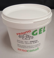 GSM030 ArnoCanali Mono component silicon gel 0.3Kg