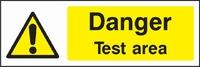 Warning and Machinery Hazard Sign WARN0002-1788