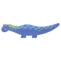 ABC Dinosaur Puzzle