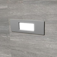 Fumagalli Nina 150 4W LED Wall / Brick Light Grey