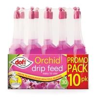 Doff Orchid Drip Feeders 10pk