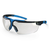 Uvex i-3 Clear Safety Glasses