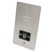 Ultimate Shaver Socket Stainless Steel
