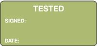 Quality Control Sign QUAL0016-1251