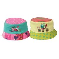 Bartleby Babies Sun Hat Asstd Picture 46-50cm
