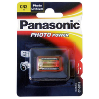 Panasonic Lithium Battery CR2