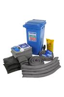 210 l Mobile General Purpose Spill Kit Wheeled Unit