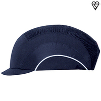 Hardcap A1+ 2.5cm Micro Peak - Navy