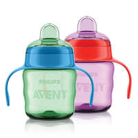 Avent Easy Sip  Mixed Spout Cup 6Months - 7Oz