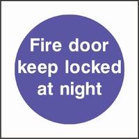 Fire Prevention Sign FPRV0010-0531