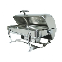 Oblong Roll Top Chafing Dish  S/S