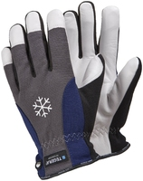 Waterproof Winter Lined Goatskin Glove