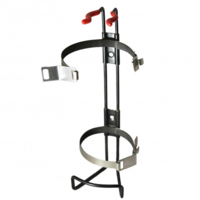 Double Strap Vehicle Bracket For 2kg Extinguisher