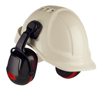 Scott Zone 3 Helmet Mounted Ear Muffs